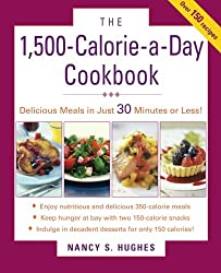 The 1500-Calorie-a-Day Cookbook (Dieting)