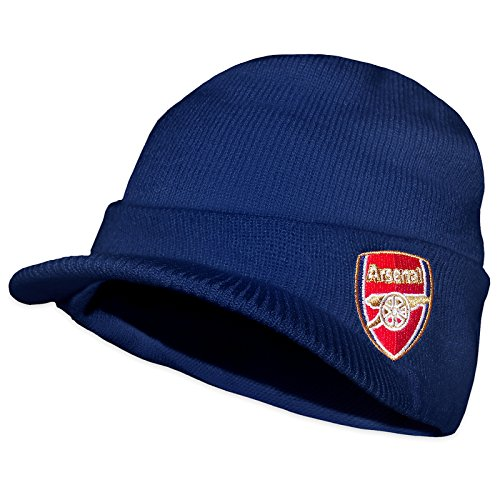 marino de Gorro FC Azul visera oficial punto Para Arsenal con Producto adultos AEP5w6wq