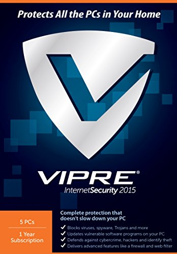 ThreatTrack Security VIPRE Internet 2015 product image