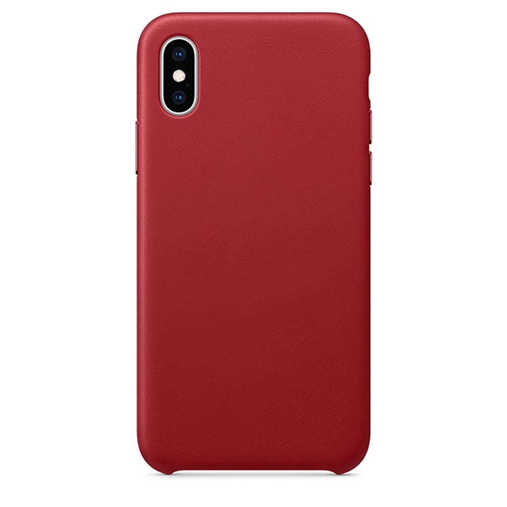 CSSD Newest Original Leather Genuine Back Case Luxury Cover for iPhone Xs Max 6.5inch Shockproof Dustproof Mobile Phone Cases