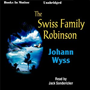Swiss Family Robinson Audiobook