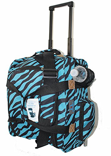 Boardingblue Rolling Personal Item Under Seat For Alaska  Wow  Sun Country   Delta Airlines