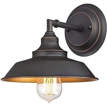 Amazon Com Westinghouse 6344700 Iron Hill One Light