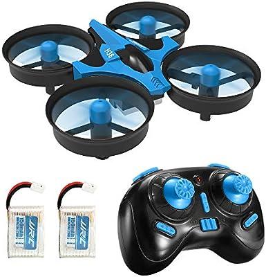Redpawz Mini Drone para Niños, H36 Quadcopter 2.4G 4CH 6 Ejes ...