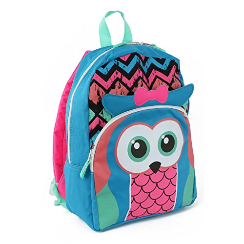 AD Sutton Kids Cute Critter Animal Backpack