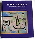 Kontakte : A Communicative Approach, Terrell, Tracy D. and Tschirner, Erwin, 0075537729