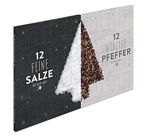 Salz und Pfeffer Adventskalender
