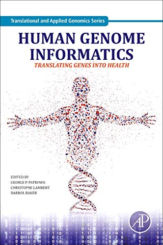 E.B.O.O.K Human Genome Informatics: Translating Genes into Health (Translational and Applied Genomics)<br />DOC