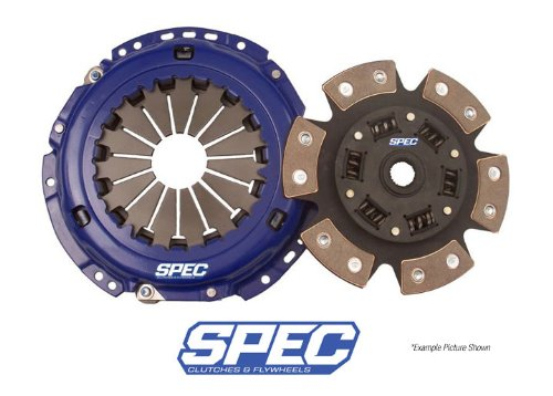 SPEC ST913 Clutch Kit (07-08 Toyota FJ Cruiser 4.0L / 05-06 Tacoma 4.0L Stage 3 - Clutch 4l