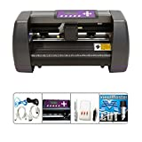 USCutter 14 inch MH Craft Vinyl Cutter Plotter with VinylMaster Cut (Design and Cut) Software