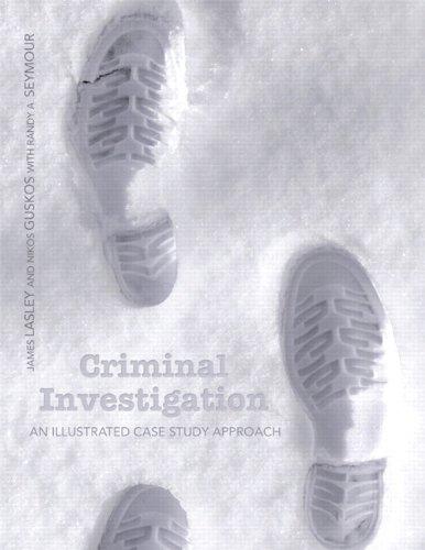 crime investigation case study Purchase crime scene investigation case studies - 1st edition print book & e-book isbn 9781455731237, 9781455731336.