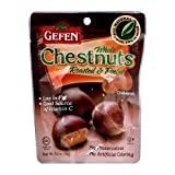 Gefen Chestnuts, Roasted Whole, Shelled, 5.2 oz