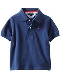 Boys' Short Sleeve Ivy Polo Shirt