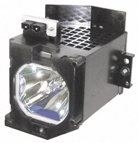 70VX915 Hitachi Projection TV Lamp Replacement. Lamp Assembly with Genuine Original Osram P-VIP Bulb Inside.