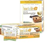 smart for life gluten free - Smart for Life 11459 SmartforLife Cookie Diet 7 Day Meal Replacements Gluten-Free Banana Chocolate Chip (7 Days)