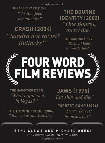 Download Four Word Film Reviews PDF