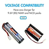 Tenergy RC Battery Charger for 9.6V (8S) NiMH/NiCd