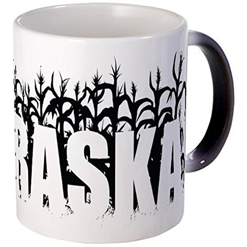 CafePress - Nebraska Corn Field - Unique Coffee Mug, Coffee Cup