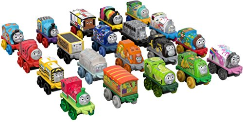 Fisher-Price Thomas & Friends MINIS, 20-Pack -