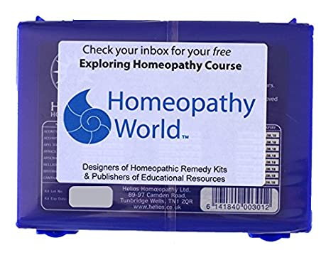 Homeopathic Remedy Kit for Pets