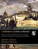 img - for Les Ma tres de la Lithographie. Fantin-Latour: Catalogue de l'Oeuvre Lithographiqie du Ma tre (French Edition) book / textbook / text book