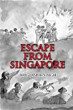 img - for ESCAPE FROM SINGAPORE book / textbook / text book