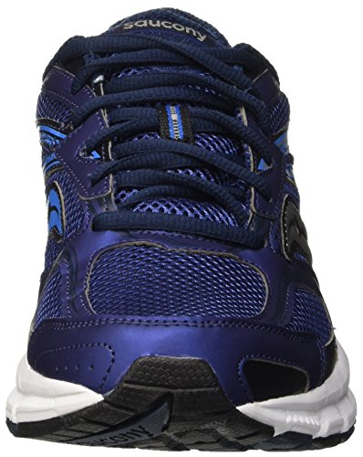 Pictures of Saucony Men's Grid Cohesion 9-M Navy/Grey 14 M US 6
