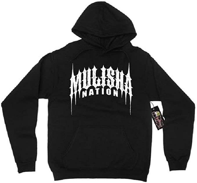 Coil Hoodie Metal Mulisha Mens Black