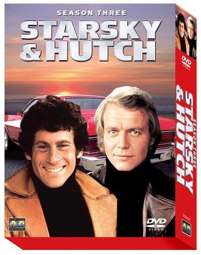 Starsky & Hutch-Season Three-5 Dvds [Import allemand] (Starsky And Hutch Season 3 compare prices)