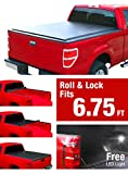 Best Tonneau Cover For Ford Supers - MaxMate Low Profile Roll Up Truck Bed Tonneau Review