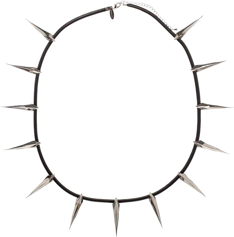 Bioworld Marvel Black Panther Metal Claw Collar Costume Necklace Cosplay Jewelry