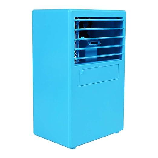 Wankd Mini refrigerador de Aire,Humidificador de Aire por ...