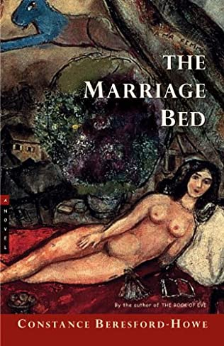 book cover of The Marriage Bed