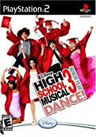 Disney's High School Musical 3: Senior Year Bundle with Mat - PlayStation 2