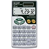 Sharp Calculators EL344RB 10-Digit Calculator with Punctuation