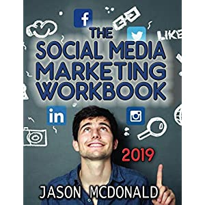 51YOvsKyfsL. SS300  - Social Media Marketing Workbook: How to Use Social Media for Business (2019 Updated Edition)