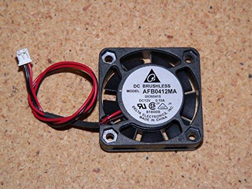 Delta AFB0412MA 40mm x 40mm x 10mm 12VDC Fan/Blower/Chipset 2pins