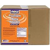 Now Foods Psyllium Husk Powder, Bulk, 12-Pound Bag