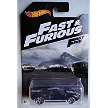 HOT WHEELS 2016 FAST & FURIOUS FAST FIVE BLUE FORD GT-40 5/8
