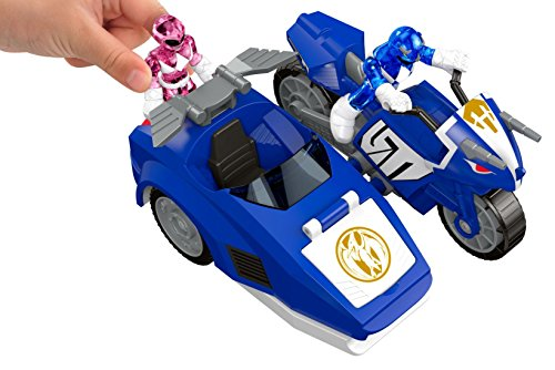 Fisher-Price Imaginext Power Rangers Triceratops Battle Bike post thumbnail