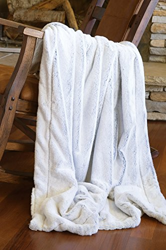 Faux Fur Throw Blanket 50