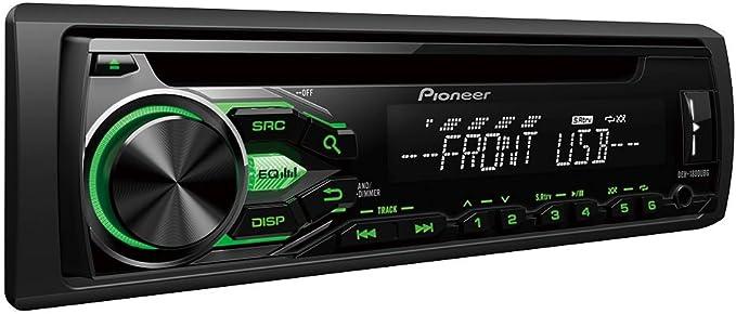 Pioneer Deh 1800ubg Autoradio Mit Rds Tuner Cd Usb Elektronik