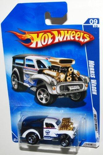 2009 Hot Wheels HW City Works, 1960 Morris Mail Wagon 09 of 10, 115/190 (1 Each) ()