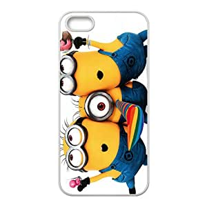 YESGG Minions Case Cover For iPhone 5S Case