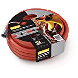 Parker Hannifin HWR5875 Rubber Cover  HWR Premium Hot Water Hose Assembly, Red, 75' Length, 0.625
