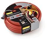 100 foot hot water hose - Parker HWR58100 5/8-inch x 100-feet Premium Hot Water Garden Hose