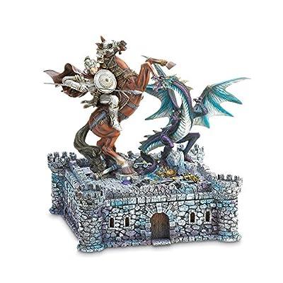 VERDUGO GIFT Dragon & Knight Chess Set