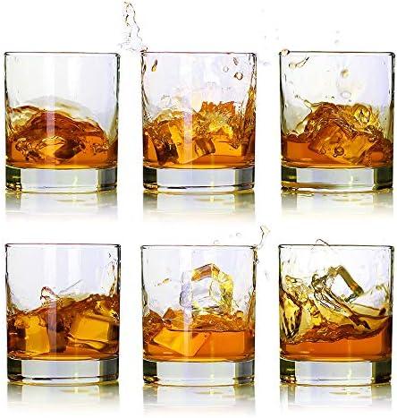 Whiskey Glasses Premium Fashioned Glassware product image