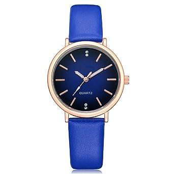 HZBIOK Reloj Mujer 2019 Moda Reloj Mujer Marca Elegante ...