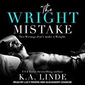 The Wright Mistake: Wright Series, Book 3 | K.A. Linde